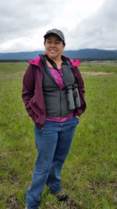 Trip Leader Janene Lichtenberg - Photo Credit: Clancy Cone