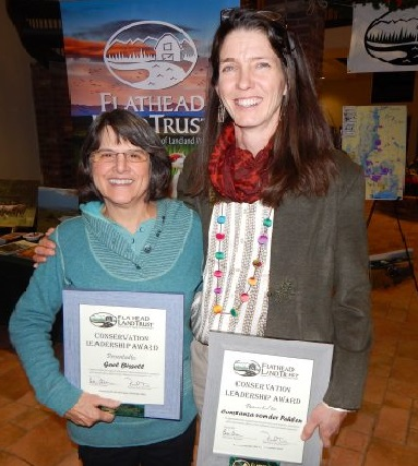 Conservation Leadership Award Presented To Two River To Lake Initiative Partners