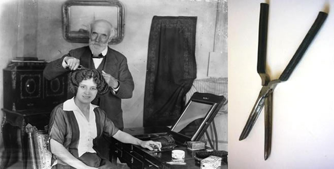 History Of Flat Irons