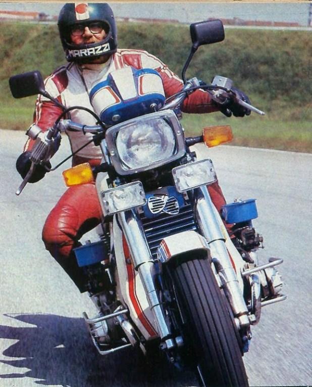 Amazonas motorcycle