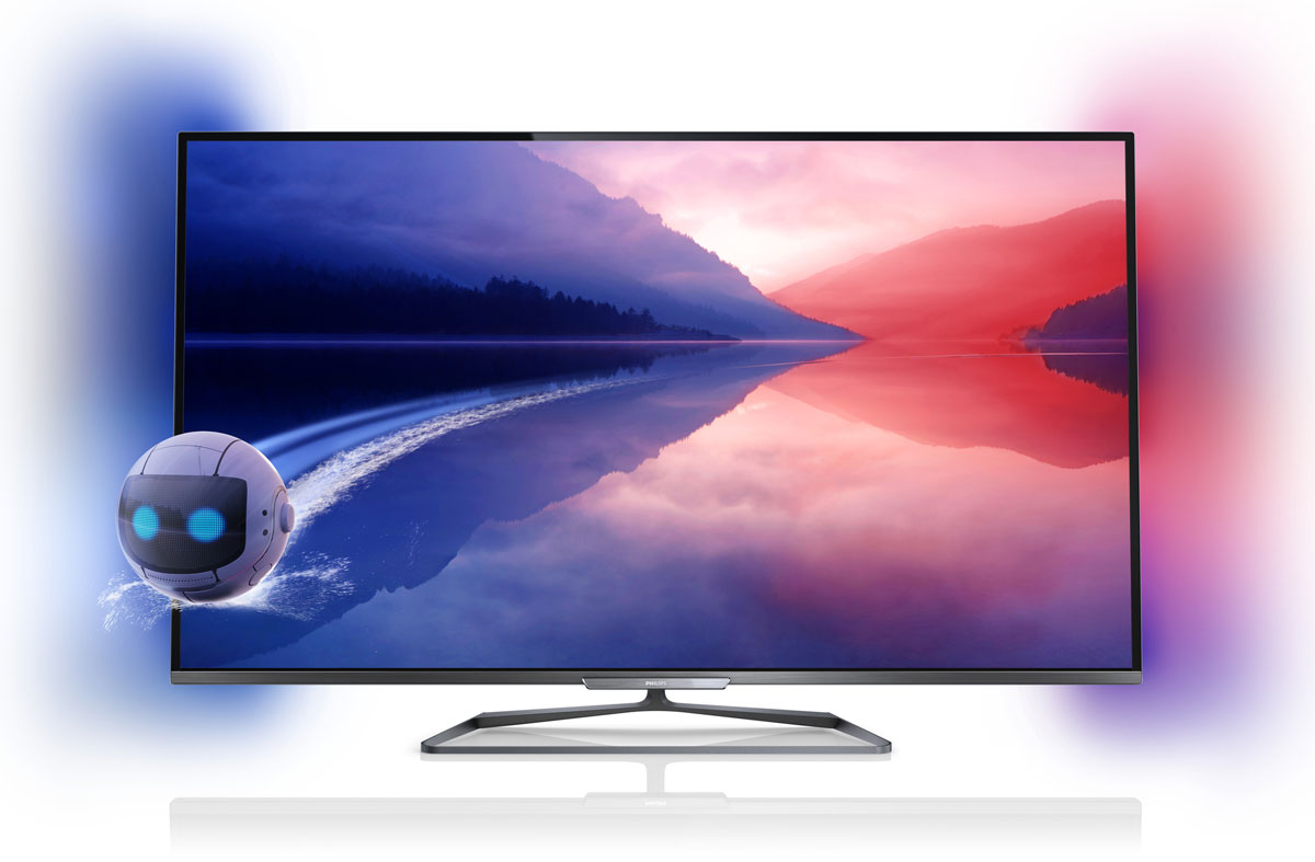 Philips presents 2013 Smart TVs with multi-room - FlatpanelsHD