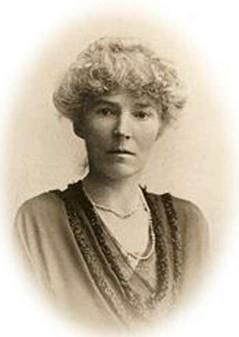 Gertrude Margaret Lowthian Bell