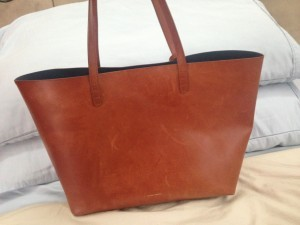 tote bag by Mansur Gavriel
