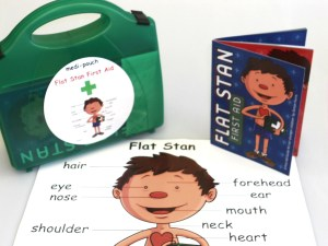flat stan first aid kit