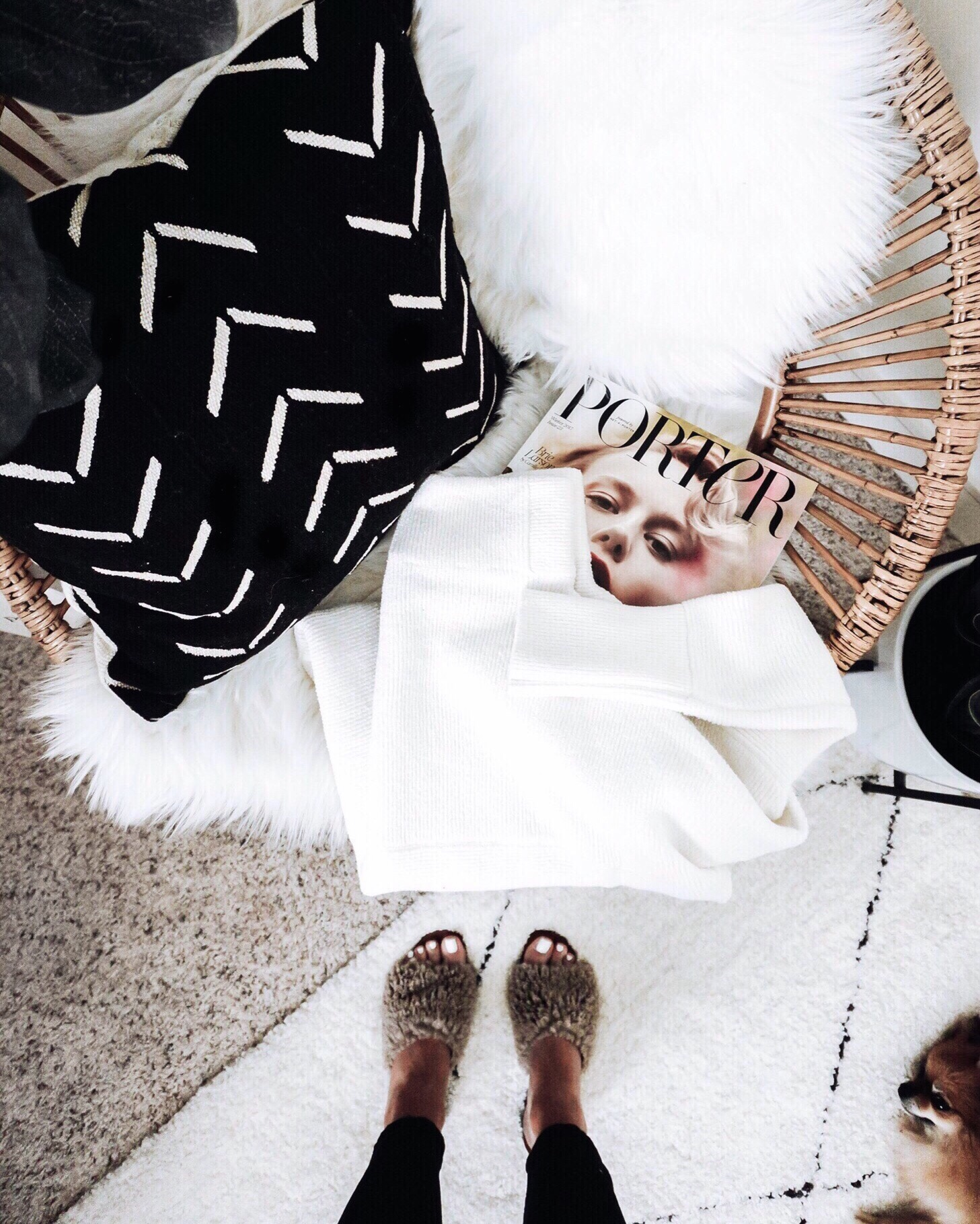 friday Feels | Click to shop| Stocking up on Cozy knits! This one by Free People is hands down my favorite buy so far this year! Runs large I ordered the xs and it still has lots of room!