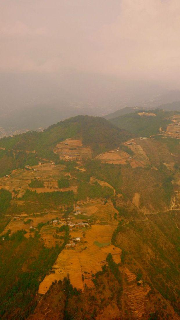 Katmandu view