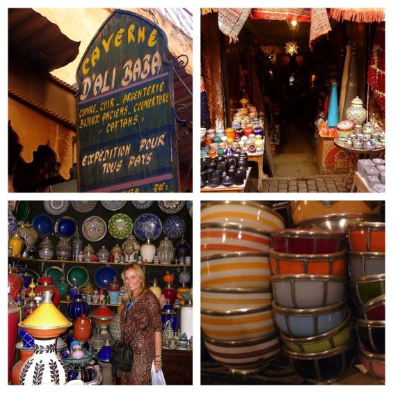 Caverne D'Ali Baba - Compras em Marrakesh