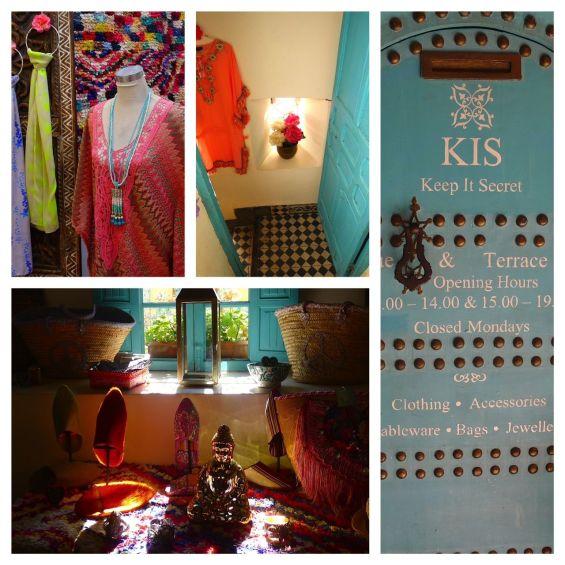 Kis Keep it Secret - Compras em Marrakesh
