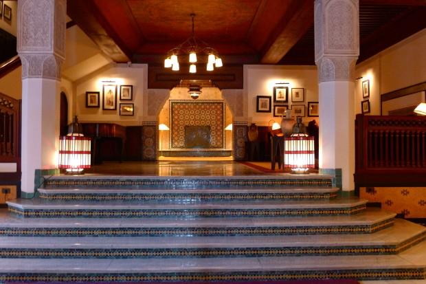 La mamounia lobby 7