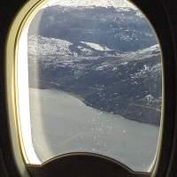 Landing in Ushuaia
