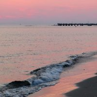 Ostia - Sunset on the Beach (Part 19)