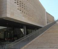 Malta's government building in Valletta