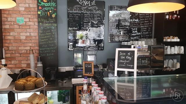 Café No.1 in Baie Ste. Anne, Praslin