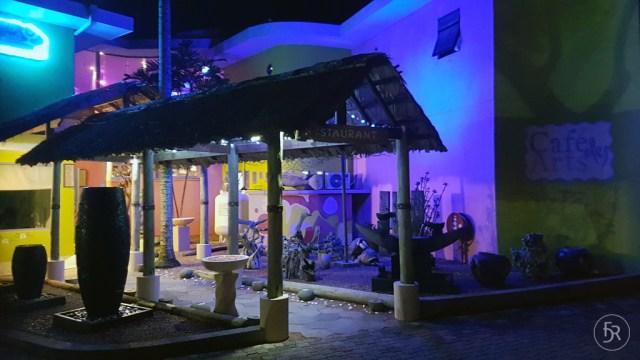 Café des Arts in Praslin