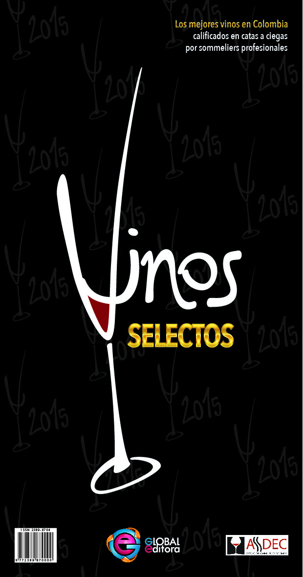 Colombian Wine Guide - Vinos Selectos 2015