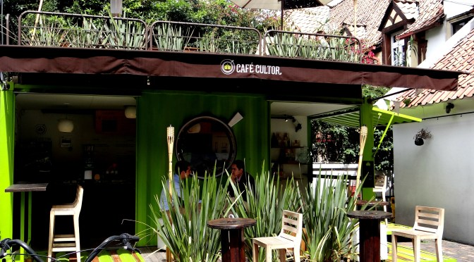 Cultivating Coffee Awareness in Bogota: Café Cultor