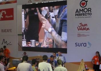 Giovanni Largo barista championship presentation