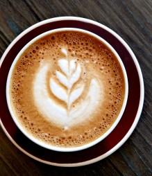 Coffee art Bogota