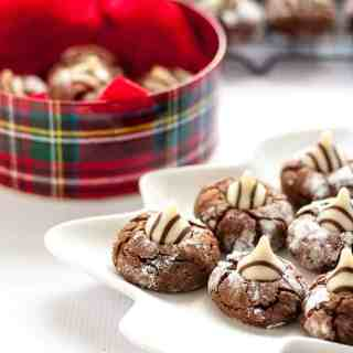 Zebra Cookies and Holiday Cookie Roundup