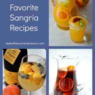3 Favourite Sangria Recipes
