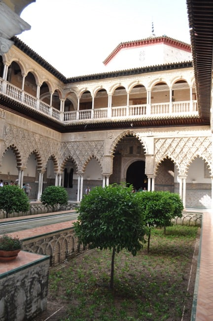 Savouring Seville. What to see and do in Seville, Spain