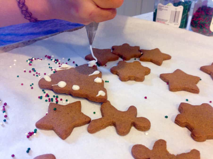 Traditional and Reliable Gingerbread Cut-Out Cookies. An easy and dependable recipe for cut-out cookies. A holiday tradition!