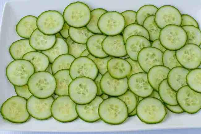Melon Cucumber Salad with Greek Yogurt Dill Dressing