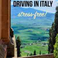 10 Tips for Driving in Italy (When You're a Polite North American)