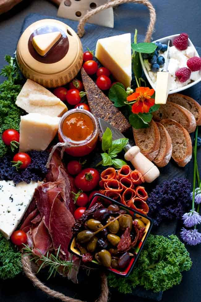 How to Make an Antipasto Platter.