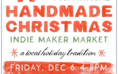 2019 Austin Handmade Christmas Indie Maker Market Austin, MN