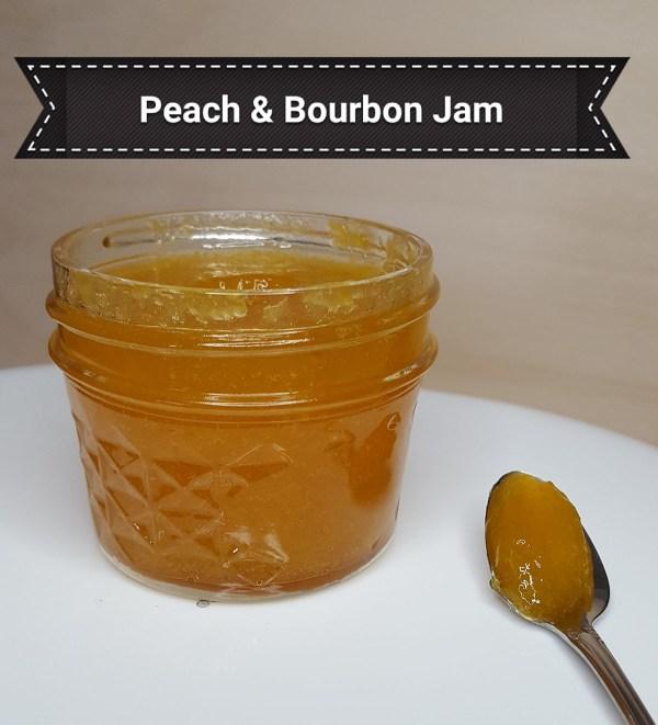 Peach and Burbon