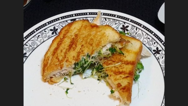 Turkey sandwich using artisan preserves handcrafted by Flavour in a Jar.