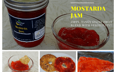 Introducing Mostarda Jam