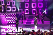 Finale with Ron Isley and Cee-Lo singing Shout