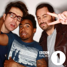 Danny Dyer BBC Radio 1
