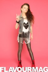 Cher Lloyd Flavourmag Cover Shoot 1