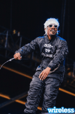 Outkast on Birmingham's Main Stage this time last week