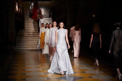 Emilia Wickstead SS15 (Shaun James Cox, British Fashion Council) 1