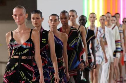 Preen by Thornton Bregazzi SS15 (Christopher James, British Fashion Council) 2