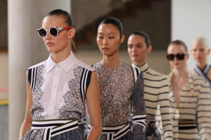 Preen by Thornton Bregazzi SS15 (Christopher James, British Fashion Council) 5