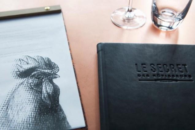 le-secret-canary-wharf-menu
