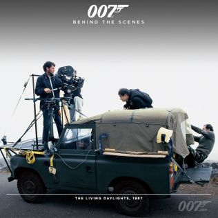 Bond 24 behind the scenes timeline photos 1