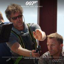 Bond 24 behind the scenes timeline photos 10