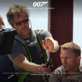 Bond 24 behind the scenes timeline photos 10