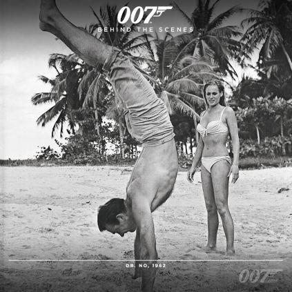 Bond 24 behind the scenes timeline photos 15