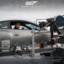 Bond 24 behind the scenes timeline photos 2