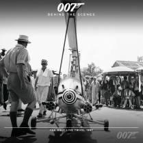 Bond 24 behind the scenes timeline photos 22