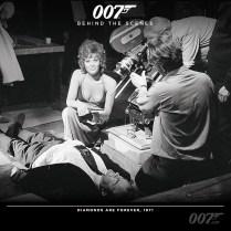 Bond 24 behind the scenes timeline photos 25