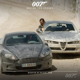 Bond 24 behind the scenes timeline photos 3