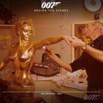 Bond 24 behind the scenes timeline photos 4